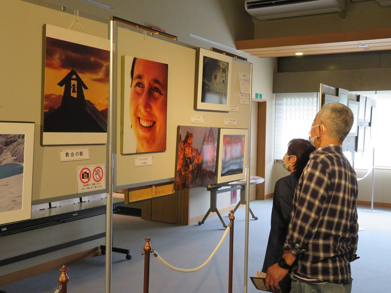 企画展「ふるさとの写真家・佐藤吉栄」に寄せられた声