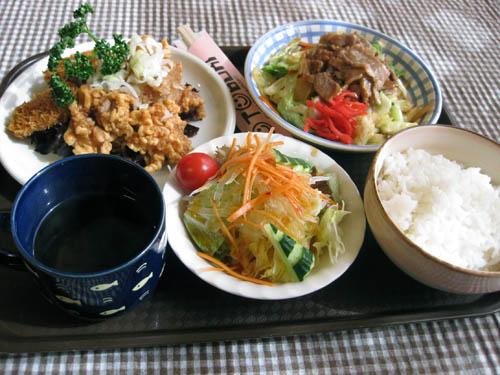 ガッツリ食べたいときは…【山形市 kotobuki】