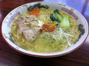 「【限定100食】カセ鳥ラーメン(塩こうじ味)販売!」の画像
