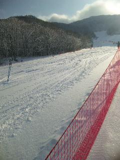 ★石屋のおっか★県中学校スキー大会:画像
