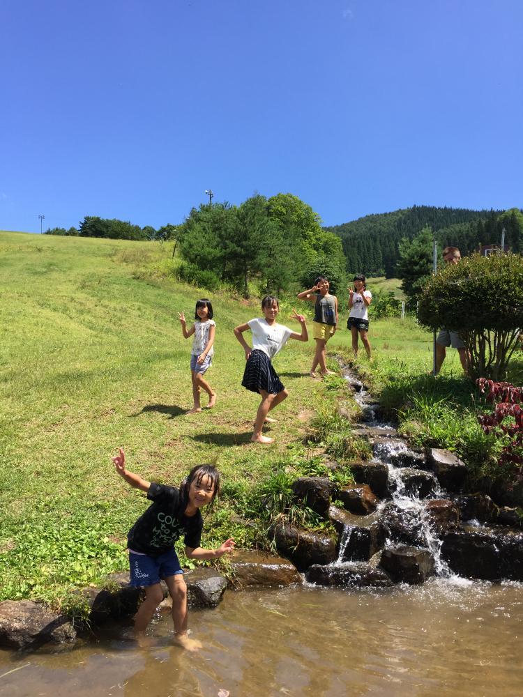 ★石屋のおっか★夏の思い出②子供会夏行事in猿倉
