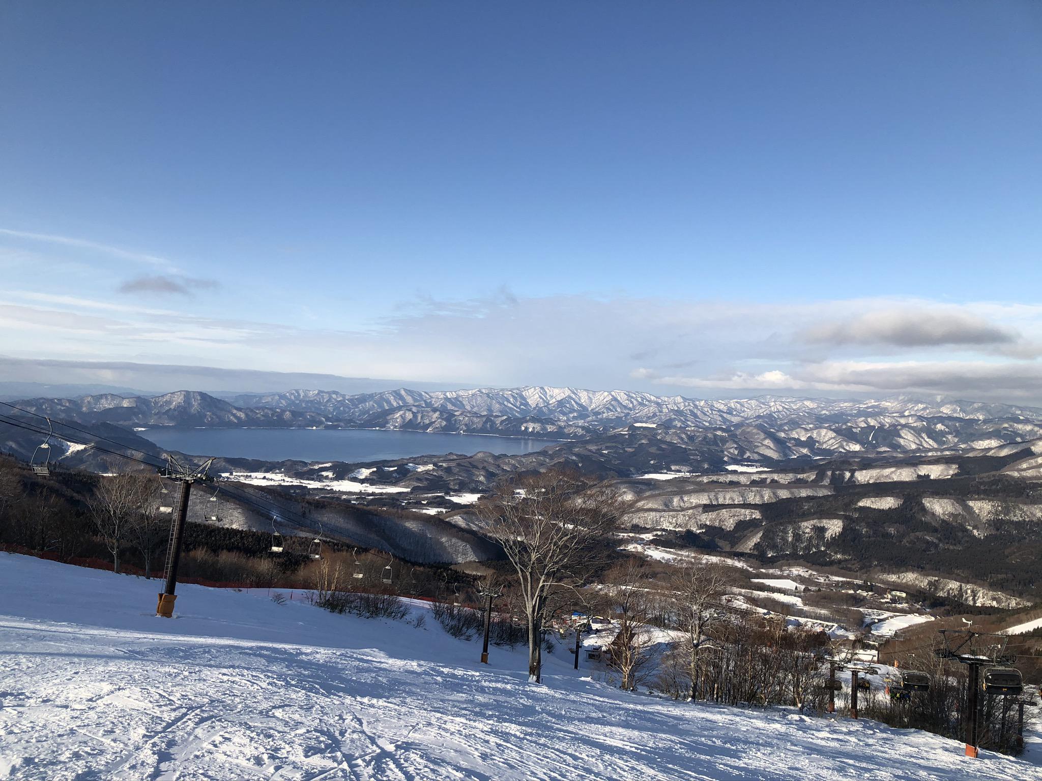 ★石屋のおっか★東北中学校スキー大会
