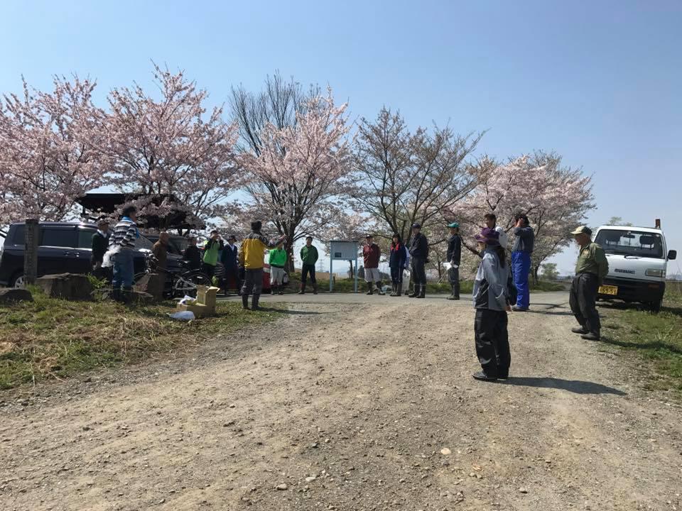 第15回最上川河川清掃交流会を行いました