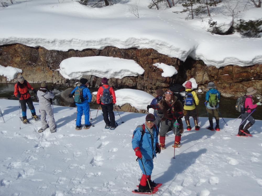 第16回冬の清流ウォーキング開催します。:画像