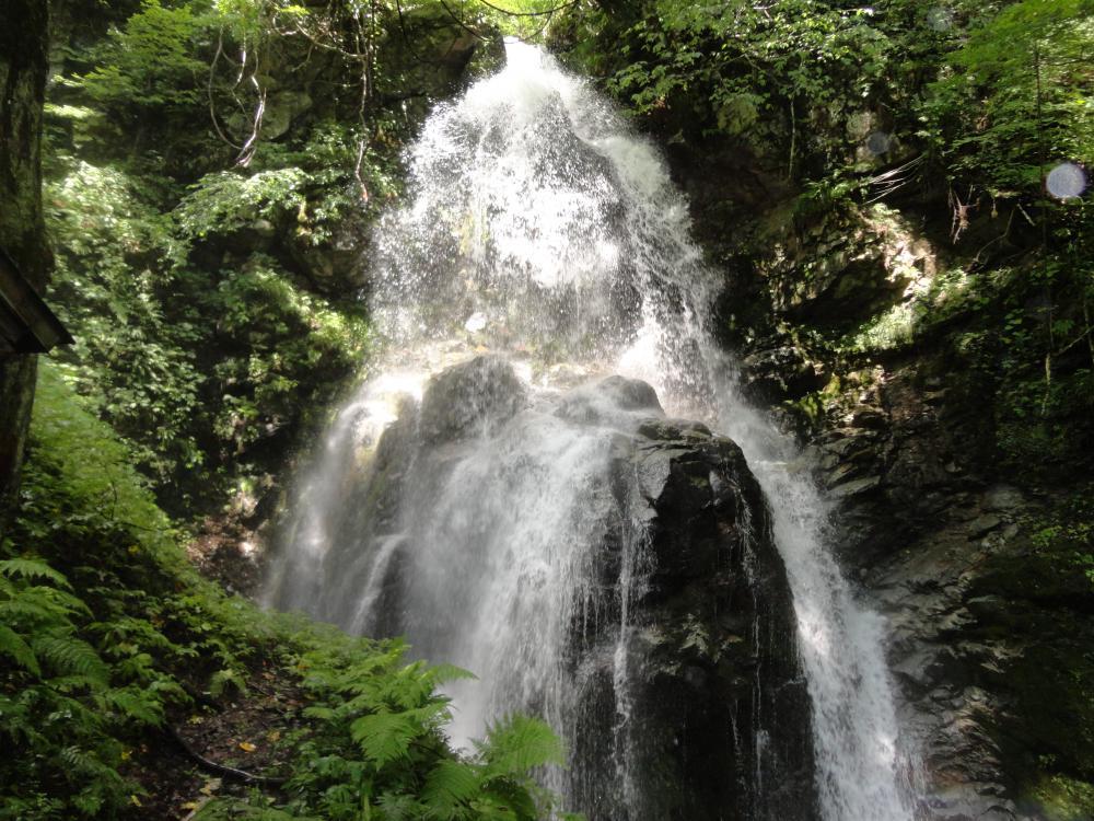 第17回清流ウォーキングを開催します〜不動滝(三階滝)コース〜:画像