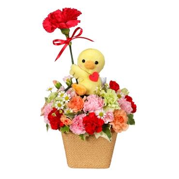 2013/04/12 19:13/母の日には花キューピットで特別な贈り物を・・・