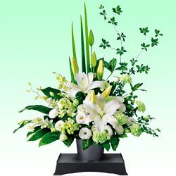 2013/08/05 19:10/新盆に贈るなら・・・花キューピットの贈り物