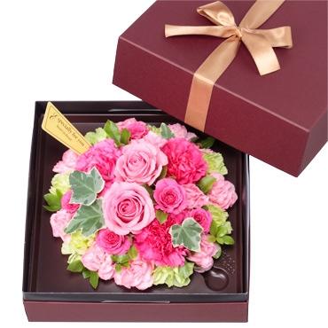 2014/05/01 17:16/母の日にはお花を贈ろう! (^O^)/ 花キューピット♪