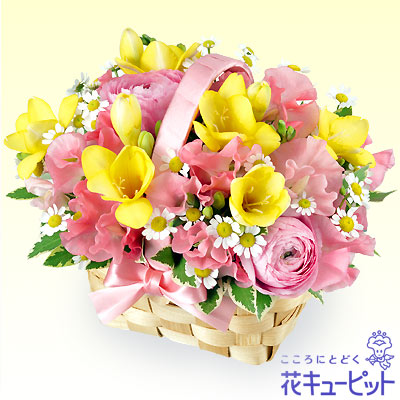 2017/02/13 07:57/フラワーバレンタインは花キューピットで。