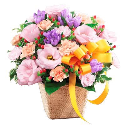2017/09/18 08:04/9/18 敬老の日のステキな花贈りは、花キューピットのお店で。(^O^)/