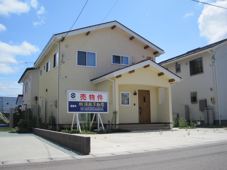 【中古物件】4LDK 天童市芳賀タウン《未入居・築浅》:画像