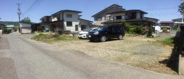 【住宅用地】米沢市太田町3丁目 No.A-05196:画像