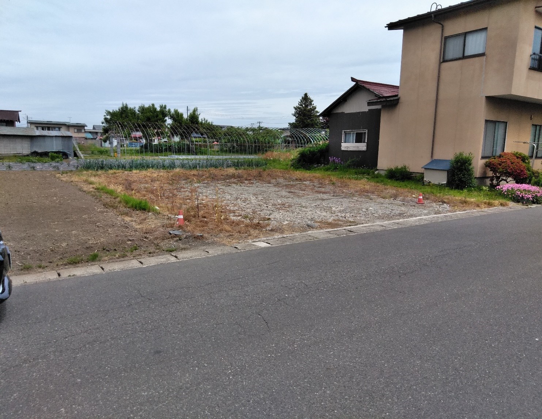 【住宅用地】米沢市通町 �A-37200:画像