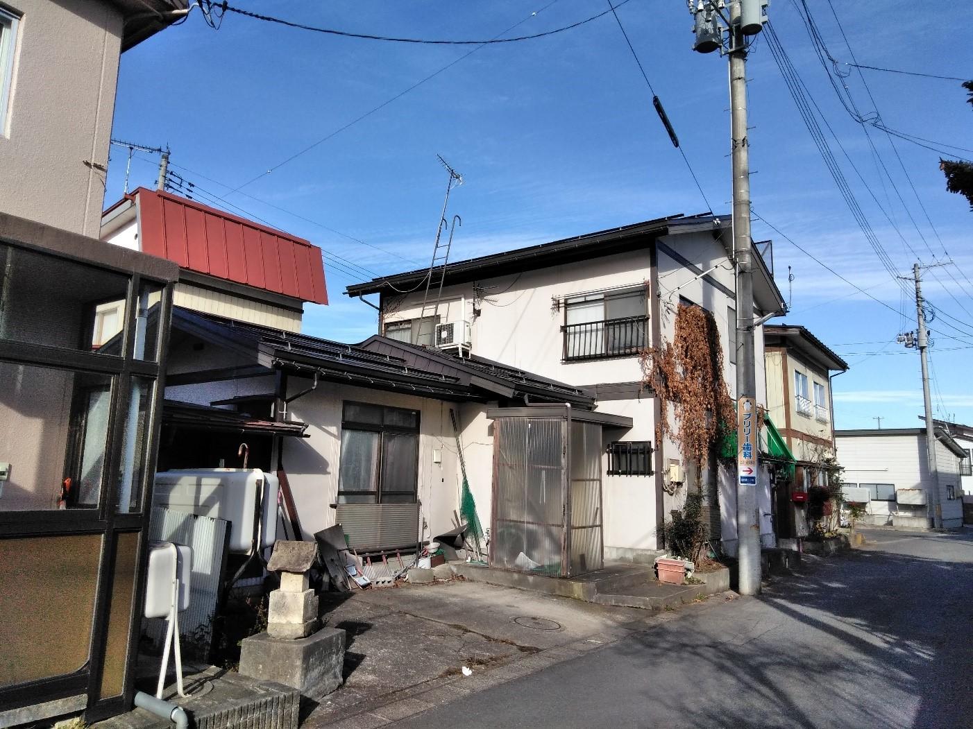 【住宅用地】米沢市松が岬 �A-42937:画像