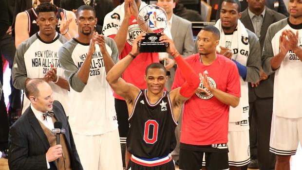 2015 NBAオールスターゲームはウ...