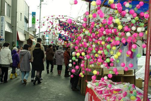平成28年「山辺町初市」の開催!