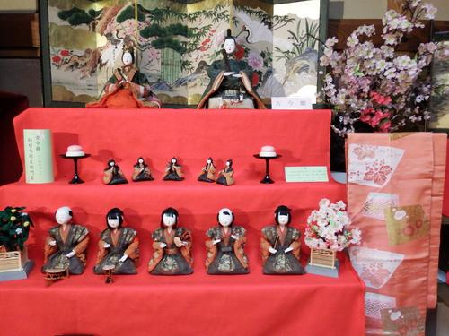 やまのべ雛街道イベント ~パステルアート展~