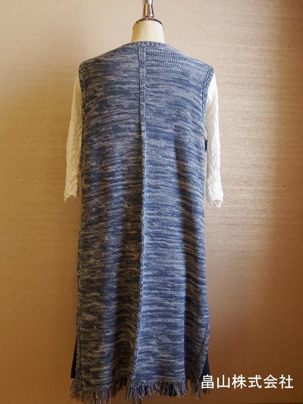 わが町自慢のファッションニット《7月のYamanobe Knit》