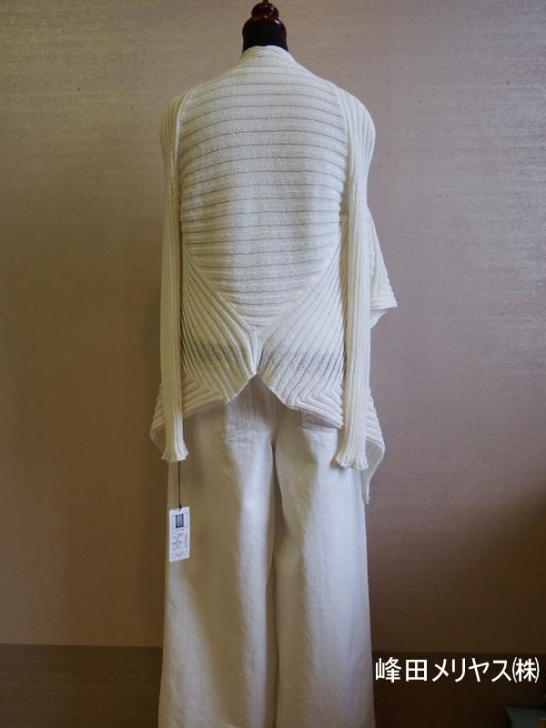 Fashion knit << Yamanobe Knit of Apr >> of my town pride