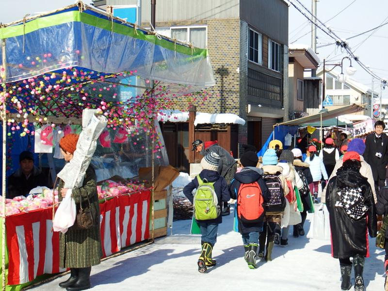 "News of the 2019 ""Yamanobe-machi first market"""
