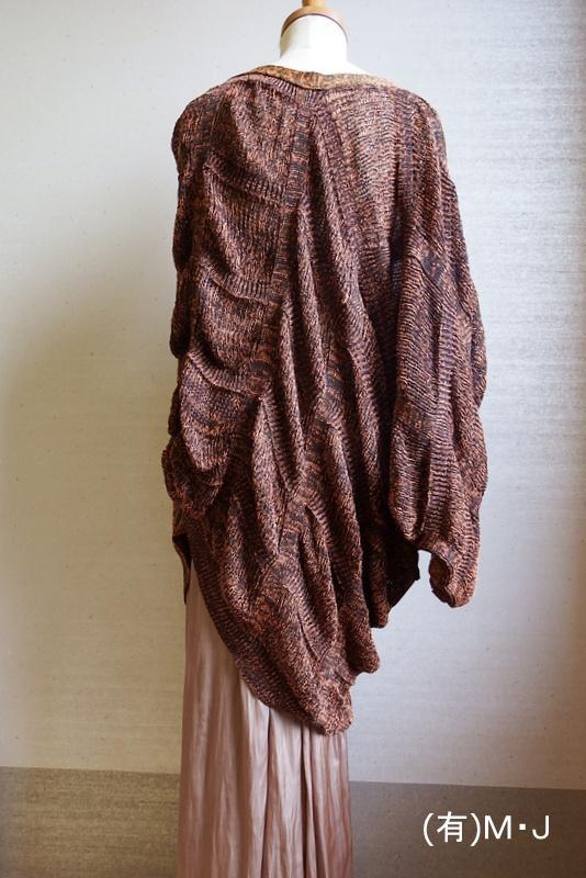 わが町自慢のファッションニット《7月のYamanobe Knit 》