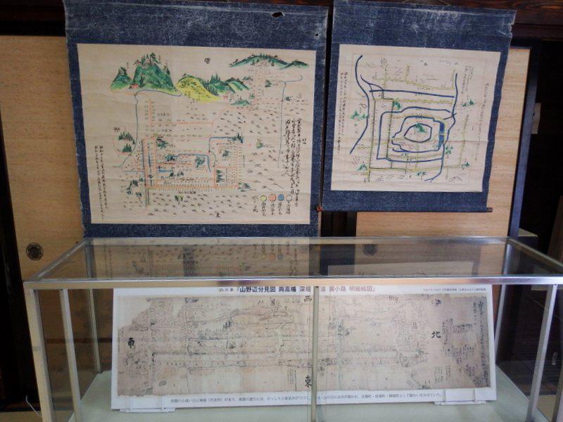 ふるさと資料館特別企画「山辺の昔が語るおもしろヒストリー」開催中