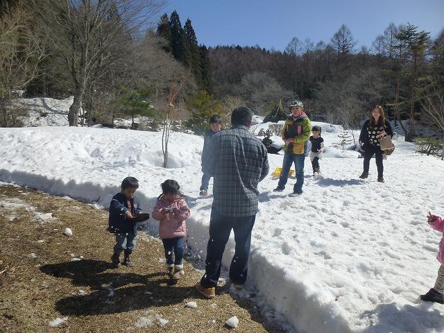 そば処「三百坊」で子供たちが楽しんだのは・・・(赤ちゃん一時避難プロジェクトin上山):画像