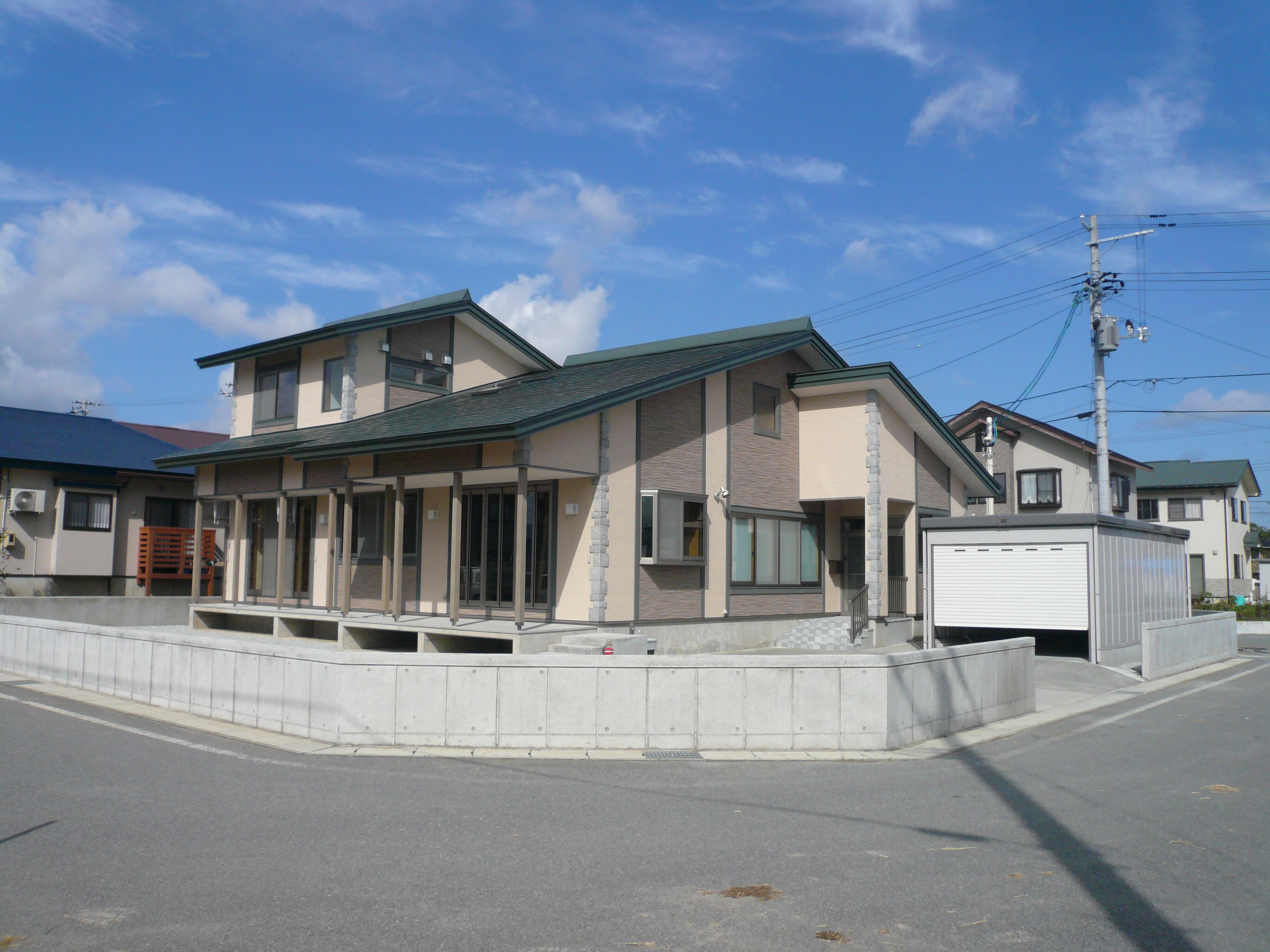 米沢市S様邸:画像