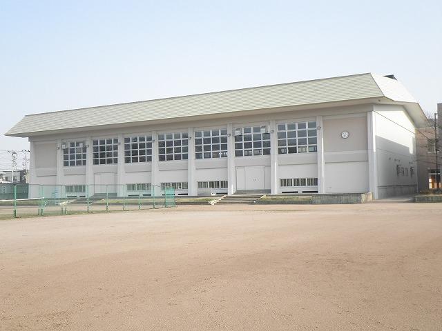 九里学園高等学校様 体育館:画像