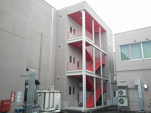 九里学園高等学校様 中央棟:画像