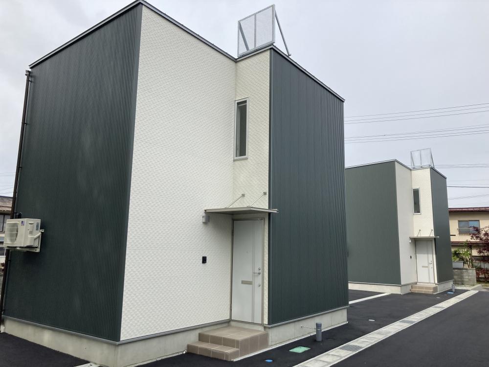 【戸建賃貸】ユニキューブ桜木町完成!見学可能です。:画像