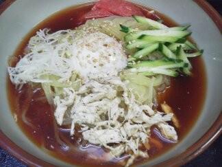 ★味よし「お待たせしました!冷麺!!明日から始まります♪」:画像