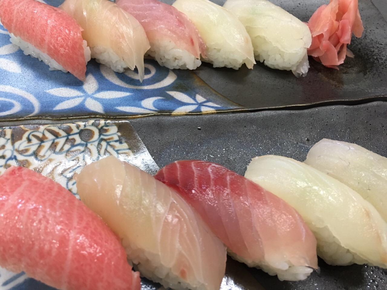★味よし「お寿司もご用意しますよ~!!」