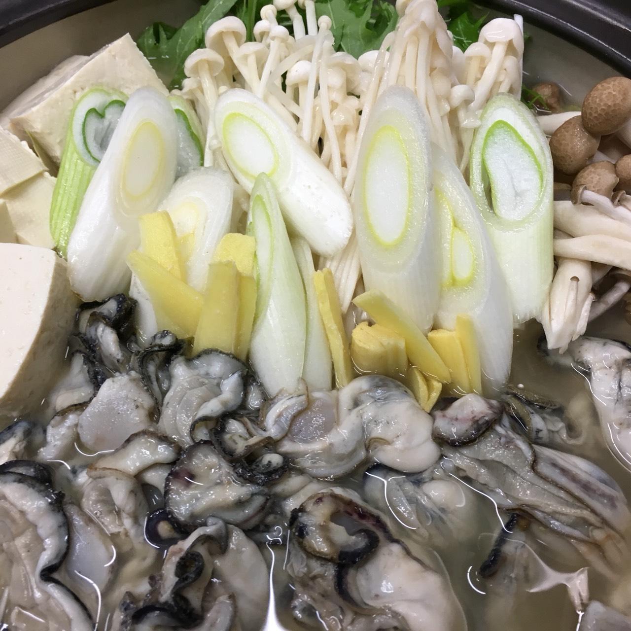 ★味よし「旬の食材で、お鍋にしませんか??」:画像