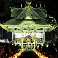 羽黒神社ライトアップコンサート【なせばなる秋まつり協賛イベント】:画像