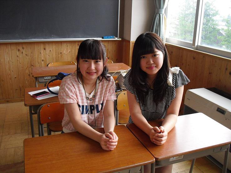ようこそ卒業生53 思い出の教室、思い出の席:画像