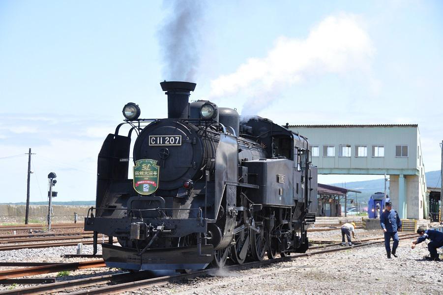 鉄道の旅は素敵 No1 SL函館大沼号:画像