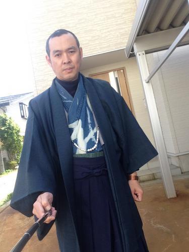新作長井紬の素敵さに皆さん驚かれました