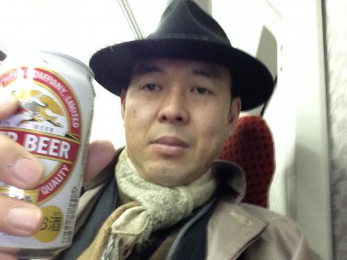厳冬上京朝の陣!