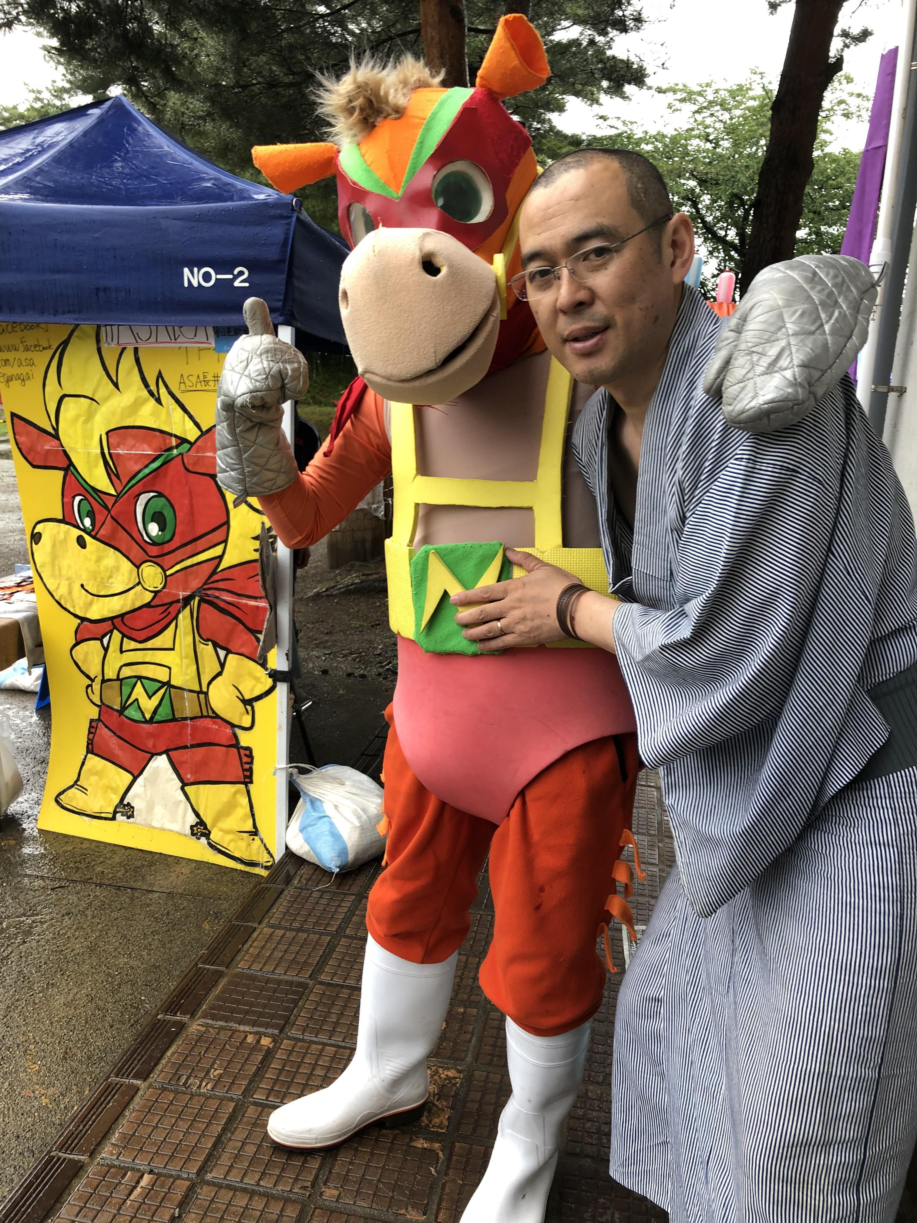 日本一のアヤメ大会!