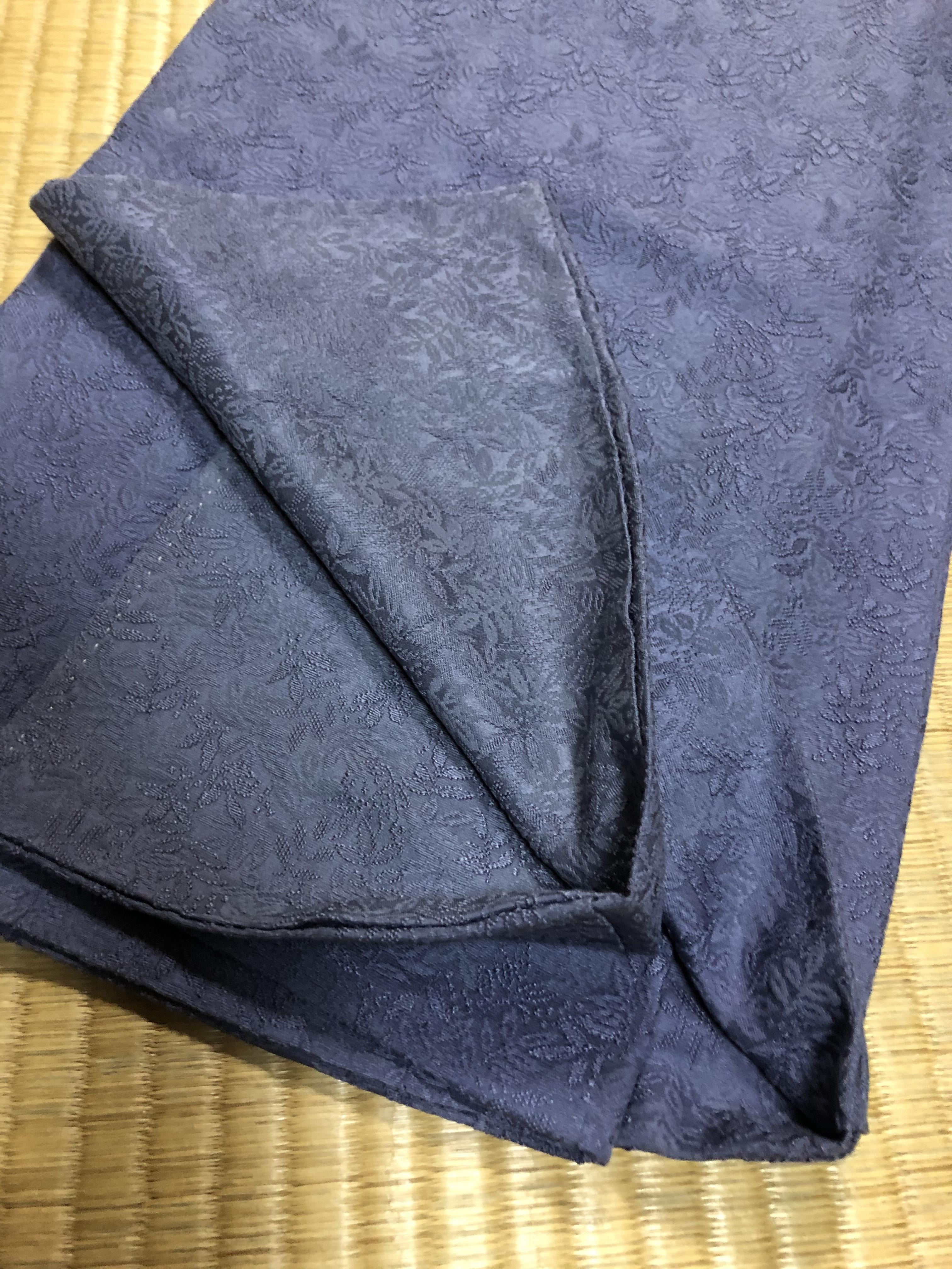刺繍紋の振袖