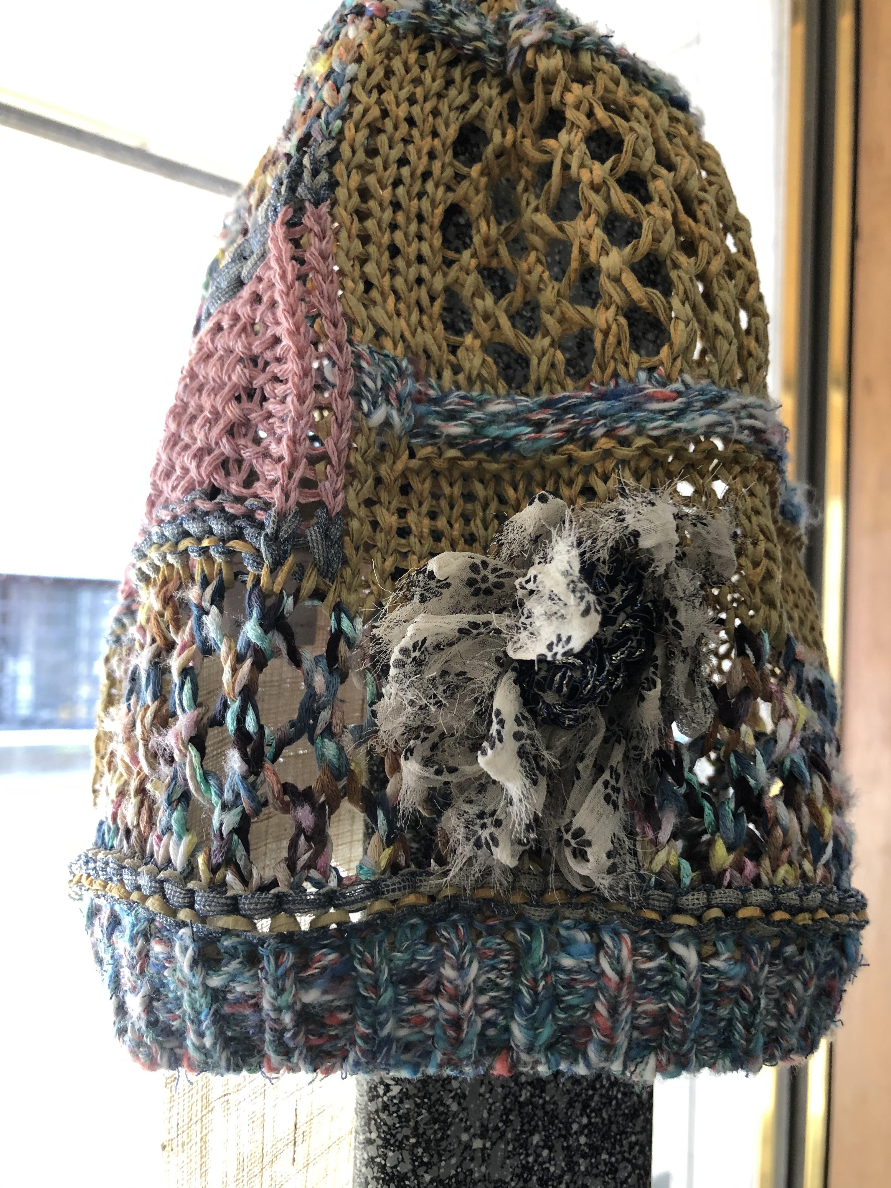 佐藤繊維の帽子