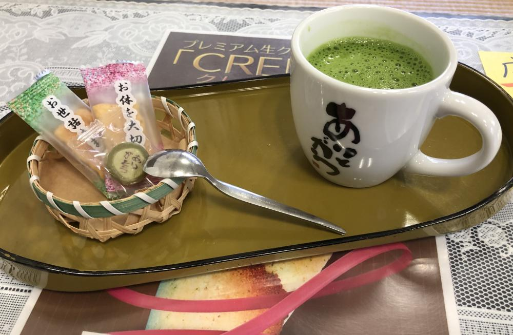 抹茶カフェ参考