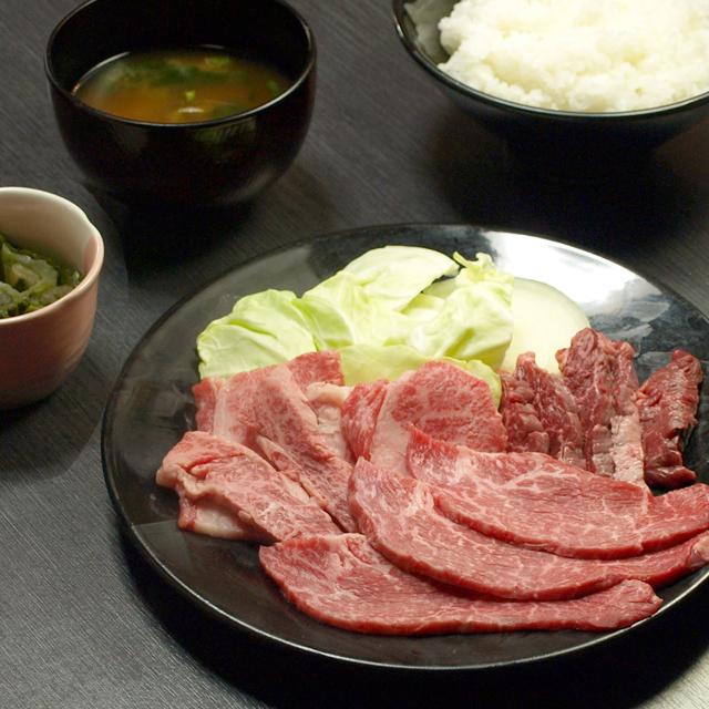 焼肉定食  800円〜:画像