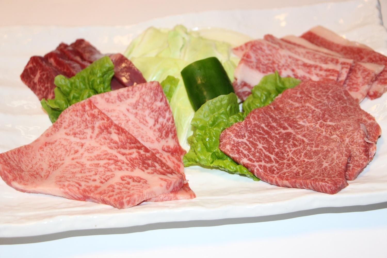 SP焼肉定食 2,000円:画像