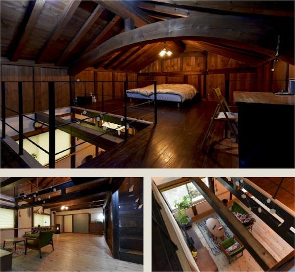 「土間再生の家」がタテッカーナに掲載されました。