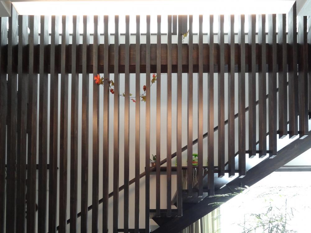 格子の家:画像