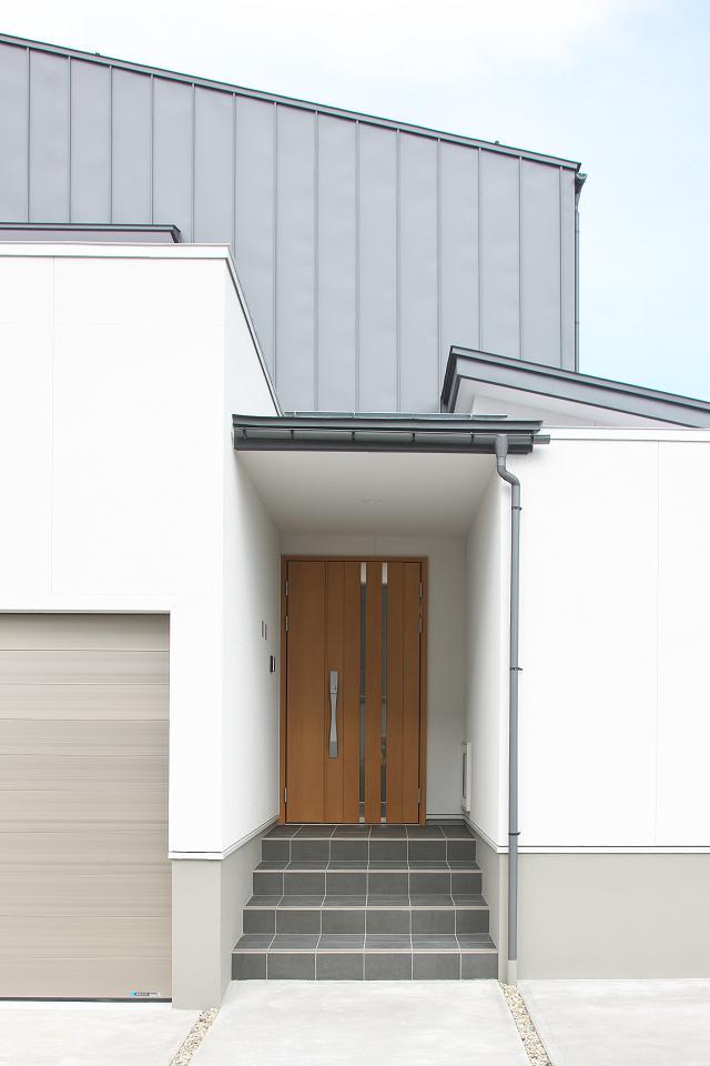 ふきぬけ住まい —コートハウスとハイサイドライト—:画像