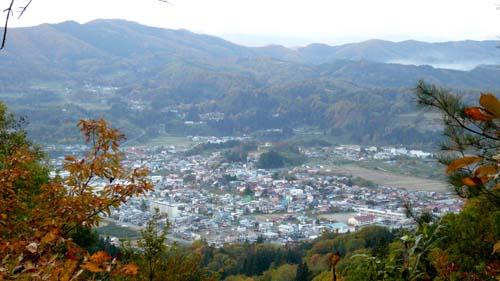2009/04/03 06:25/山頂からの眺め