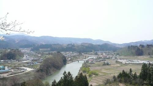 2009/04/06 07:25/経壇からの眺め